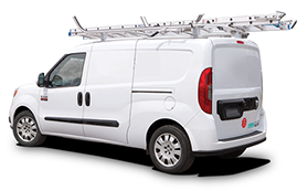 Pest Xpress. Image of Pest Xpress service van.